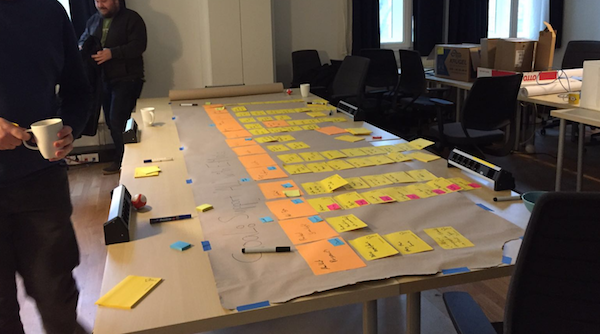 Story Mapping Workshop